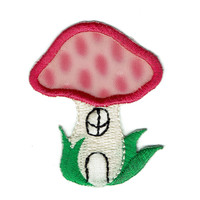 Trippy Shroom Patch