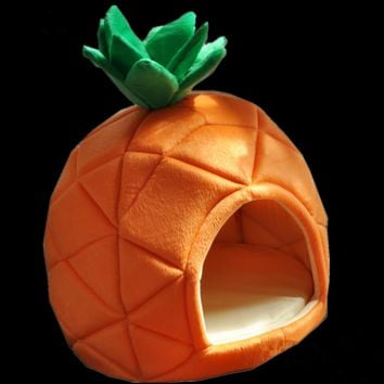 Pineapple Pet Hous /Bed