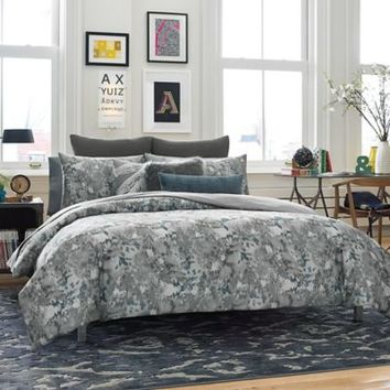 Kenneth Cole Reaction Home Winter's Air Duvet Cover