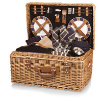 Windsor-English Style Willow Basket F/4