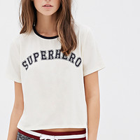 Superhero Graphic Tee