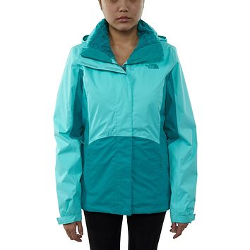 North Face Mossbudswirl Triclimate Jacket Womens Style : A3o74-7BM