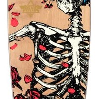 "Dusters x Grateful Dead Bertha 35"" Pintail Longboard Complete"