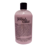 Philosophy Lavender Pound Cake Shower Gel 16 oz