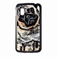 pugs alot dog For Nexus 4  Case *02*