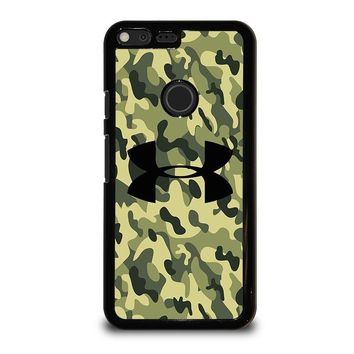 CAMO BAPE UNDER ARMOUR Google Pixel XL Case Cover