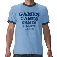Adventureland - Games Shirt from Zazzle.com