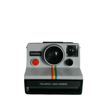 Vintage Polaroid Camera One Step Bc Land Camera Sx 70   Near Mint Condition With Original Packaging