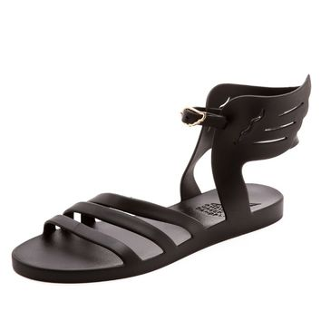 Ikaria Wing Jelly Sandals