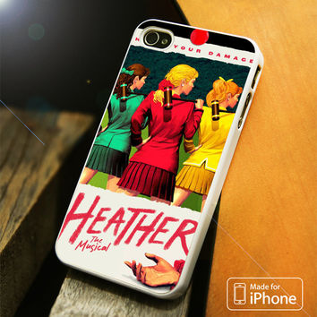 HEATHERS BROADWAY MUSICAL iPhone 4(S),5(S),5C,SE,6(S),6(S) Plus Case