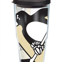 Pittsburgh Penguins - Colossal Wrap with Lid | 24oz Tumbler | Tervis®