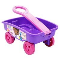 Disney's Doc McStuffins Wagon (Purple/Pink)