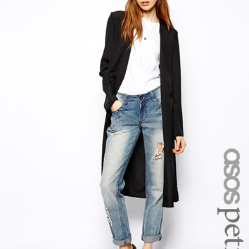 Asos Petite Longline Blazer