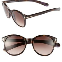 Tom Ford 'Riley' 51mm Sunglasses