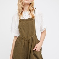 Free People Generation Utility Romper