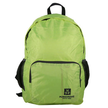 MANGROVE Ultralight Packable Travel Backpack 20L Neon Yellow