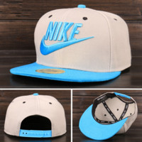 Nike: fashion men and women sports hat