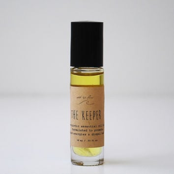 """""""The Keeper"""" Rollerball Fragrance"""