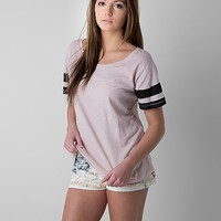 Knot Sisters Scoop Neck T-Shirt