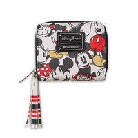 Disney Parks Mickey and Minnie Wallet by Loungefly New with Tags