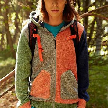 Columbia Slot Canyon Hoodie Jacket- Multi