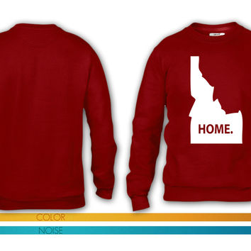 idaho crewneck sweatshirt