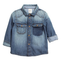 H&M Denim Shirt $17.99