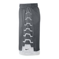Nike LeBron Driven Men's Basketball Shorts Size XXL (Grey)