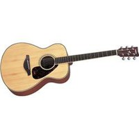 Yamaha FS720S Folk Acoustic Guitar | GuitarCenter