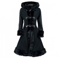 Goth Doll Winter Coat