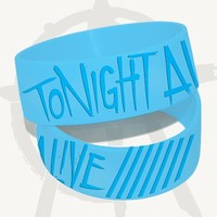 Logo Blue : Tonight Alive