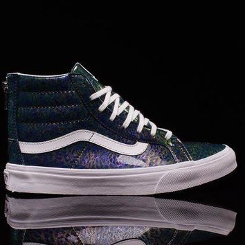 NOV9O2 VANS - U SK8-HI SLIM ZIP womens