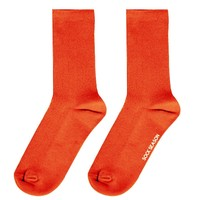 Essential Star Quality Sock | Neon Orange