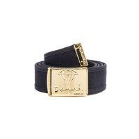 OG Logo Clamp Belt in Black