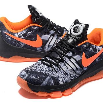 """2017 Nike  Zoom  KD 8 Kevin Durant  Ⅷ   """"Start night"""" Men's    Basketball Shoes"""