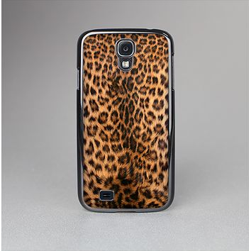 The Mirrored Leopard Hide Skin-Sert Case for the Samsung Galaxy S4