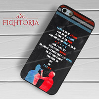 Twenty one pilots Band Quotes Phone Case -edd for iPhone 4/4S/5/5S/5C/6/6+,samsung S3/S4/S5/S6 Regular/S6 Edge,samsung note 3/4