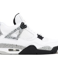 "AIR JORDAN 4 RETRO OG ""WHITE CEMENT 2016 RELEASE"""