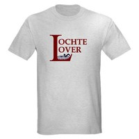 LOCHTE LOVER SHIRT 2012 TEE SWIMMING SWIM T-Shirt on CafePress.com