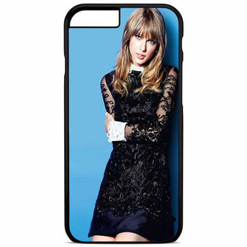 taylor swift cover blue iPhone 6S Plus Case