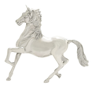 Fascinating Aluminum Horse