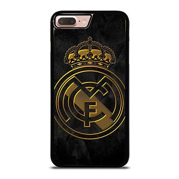 REAL MADRID GOLD iPhone 8 Plus Case Cover
