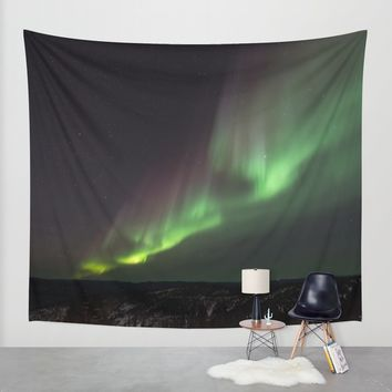 Aurora VII Wall Tapestry by Gallery One