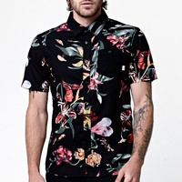 Vans Witman Woven Shirt - Mens Shirt - Black