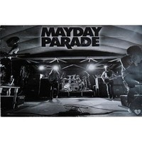 Mayday Parade - Posters - Limited Concert Promo