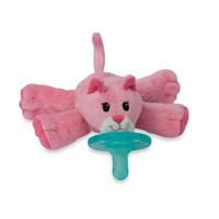 WubbaNub™ Pink Kitty Pacifier