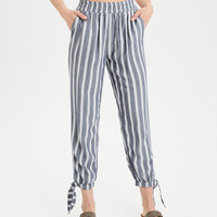 AE High-Waisted Jogger Pant, Blue