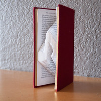 Music Lover-Folded Book Art- Book Lover-Home Decor