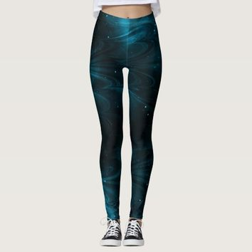 Starry Midnight Leggings