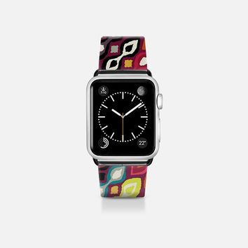 kiss me ikat apple watch band Apple Watch Band (38mm) by Sharon Turner | Casetify